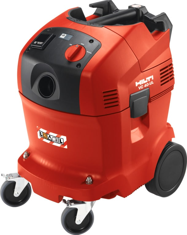 Hilti vacuum cleaners