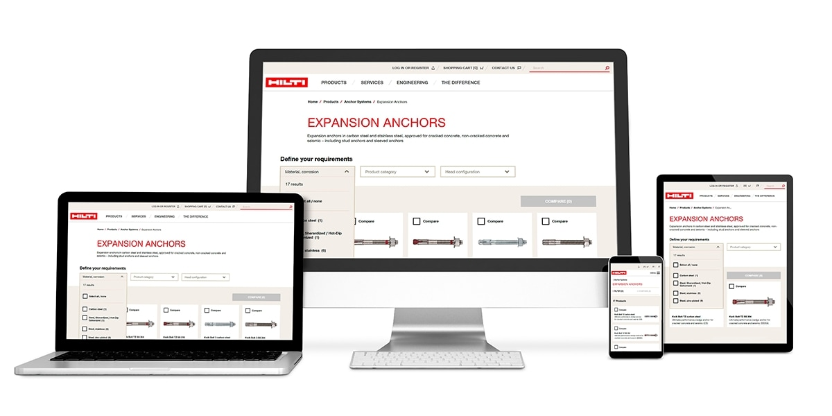 Hilti COVID-19 Business update
