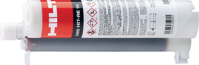 Hilti HIT-RE 10 Economical epoxy mortar for concrete