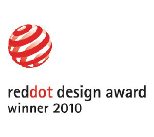 This product has been awarded the Red Dot Design Award.