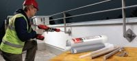Hilti HIT-RE 10 Economical epoxy mortar for concrete Applications 3