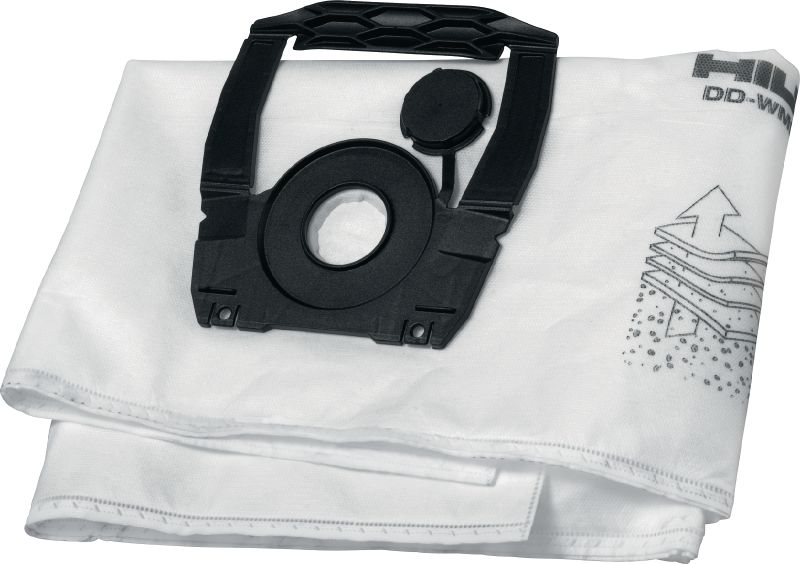 Filtration bag DD-WMS 100 MP25 large