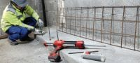 Hilti HIT-RE 10 Economical epoxy mortar for concrete Applications 1