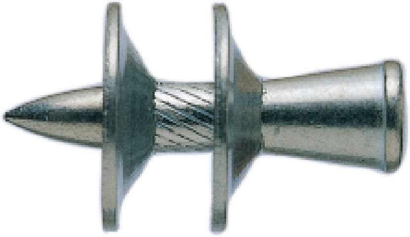 X-ENP HVB Single nails for fastening shear connectors to steel structures with powder-actuated nailers